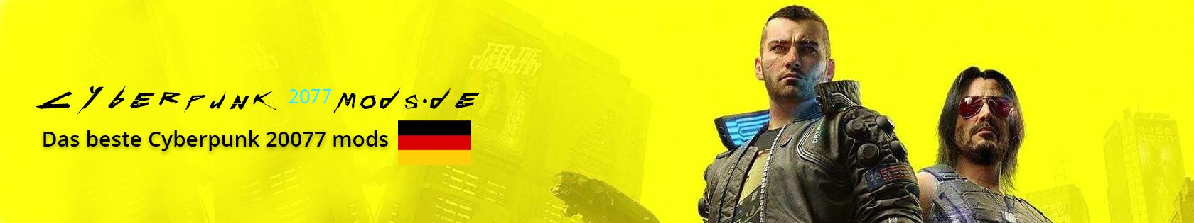 Cyberpunk 2077 mods | CP2077 Mods